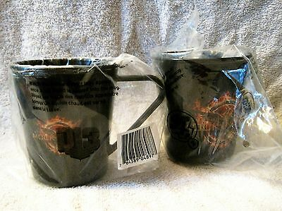 Set Of 2 - Rare - Hunger Games - Mockingjay - Colour Changing Mugs - Cups!!
