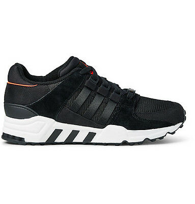 promo code 1eeb3 45ac1 NEW ADIDAS ORIGINALS EQUIPMENT RUNNING SUPPORT 93 SNEAKERS Black varying  sizes