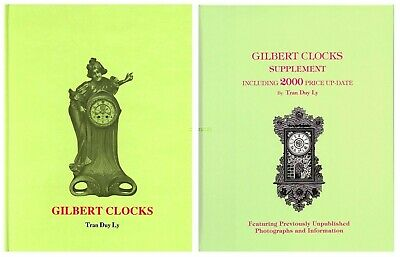 Gilbert Clocks with 2000 Supplement by Tran Duy Ly