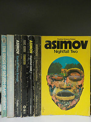 Isaac Asimov - 7 Books Collection! (ID:42562)
