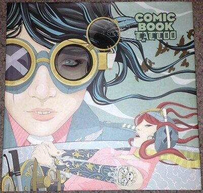 Tori Amos Signed Comic Book Tattoo Hard Cover Book W/ Inscription 1St Printing