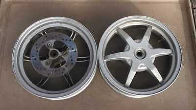 SUZUKI CA1PB ZZ Wheel Set