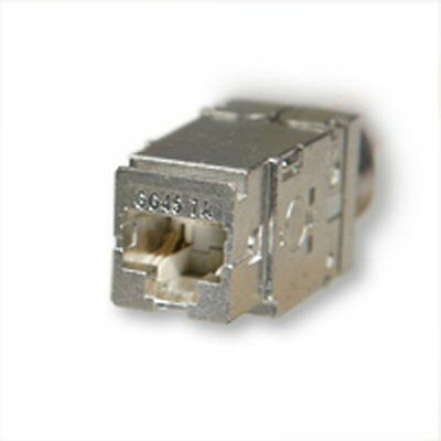 LANmark-7A GG45 12C Snap-In Keystone Connector Cat 7A 1000MHz Screened