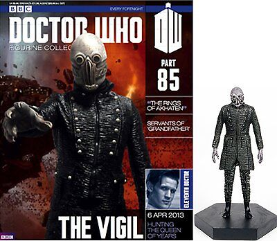 Doctor Who Figurine Collection #Part 85 The Vigil #I1 Used