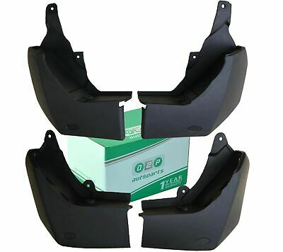 For Land Rover Discovery 4 Lr4 Front & Rear Mud Flaps Set Mudflaps Kit (2010+)