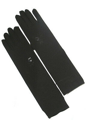 Lot Of 12 Pair of Muslim Long Gloves Assorted Colors FREE SHIPPING