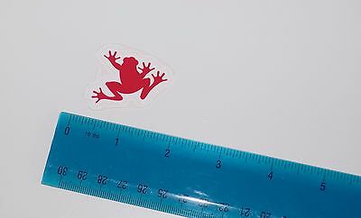 """Authentic SRAM Frog Bike Bicycle FRAME 1,75"""" Sticker Decal"""