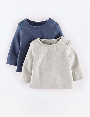 Baby & Boys NEW Ex Mini Boden T-Shirt Top - Age 12-18 18-24 2-3 - Single Item