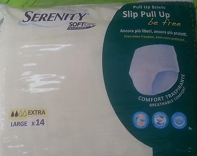Serenity Slip Pull Up Large - 112 Pz