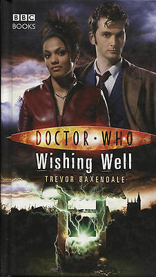 Doctor Who WISHING WELL BBC Hardcover Book- FREE S&H (C-7009)
