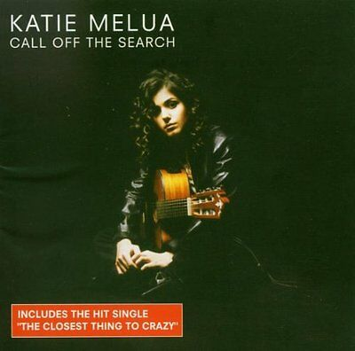 Katie Melua - Call Off the Search [ECD] (2003)  CD  NEW  SPEEDYPOST
