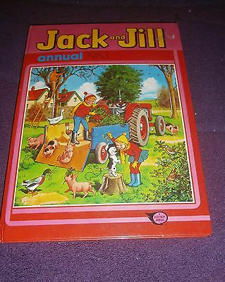 Jack And & Jill Annual 1983