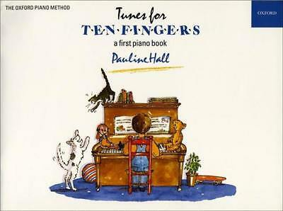 Tunes for Ten Fingers First Piano Book Pauline Hall Sheet Music Tutor