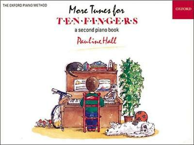 More Tunes for Ten Fingers second book Pauline Hall Oxford