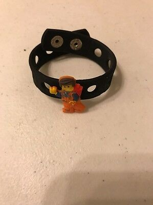 Small Jibbitz Bracelet with One Lego Jibbitz