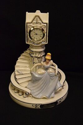 COLLECTIBLE Disney Dreams Come True The Time For Enchantment Musical Clock