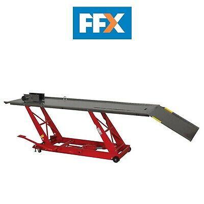 Sealey MC401 Motorcycle Lift 400kg Hydraulic