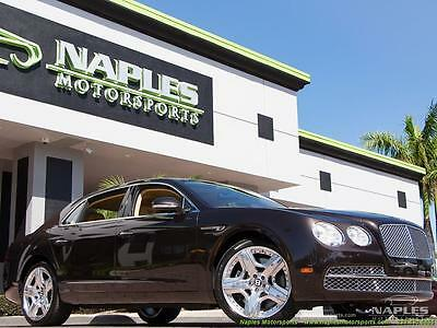 2014 Bentley Flying Spur  2014 Bentley Flying Spur Automatic 4-Door Sedan