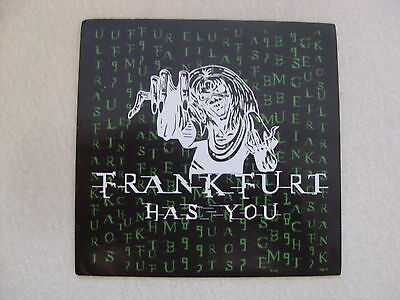 Sticker - Aufkleber / Frankfurt Has You - Ultras Frankfurt