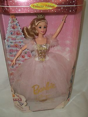 1996 Barbie As The Sugar Plum Fairy In The Nutcracker #17056. Priced To Sell!