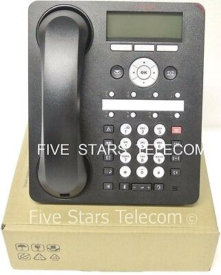 Avaya 1608-I IP VoIP Phone Telephone Global Icon (700508260) - NEW