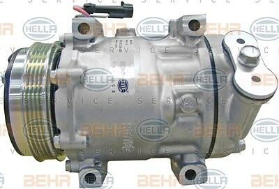 FIAT DUCATO 3.0 Air Con Compressor 2009 on Bus 8FK351334-251 AC Conditioning New
