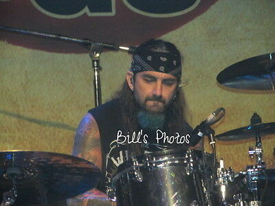 Winery Dogs 8X10 Concert Photo Of Mike Portnoy