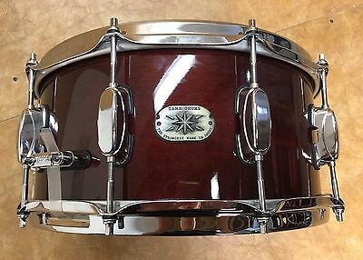 Tama Artwood 6.5x14 Snare Drum Red Mahogany Lacquer