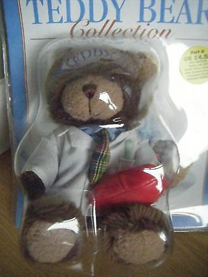 The Teddy Bear Collection Number 8 - Donald the Doctor