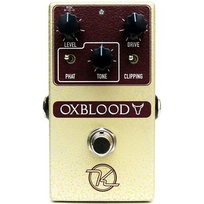 Keeley Oxblood Overdrive Pedal *B-Stock