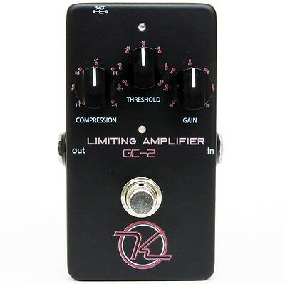 Keeley GC2 Limiter/Compressor Pedal *B-Stock