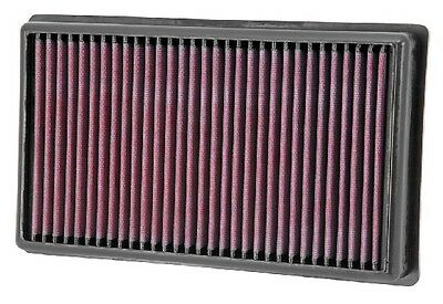 Air Filter fits PEUGEOT CITROEN 33-2998 K&N Genuine Top Quality Replacement New