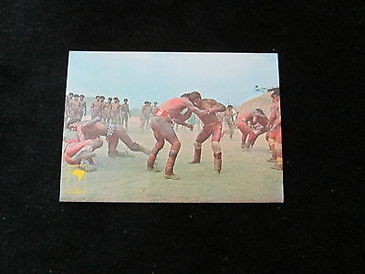 Brasil (Huka-Huka)  Postcard       Fight for the prestige