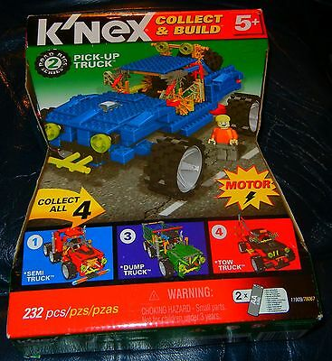 K'NEX - Collect & Build Road Rig Series #2 PICK-UP TRUCK [NEW/SEALED]