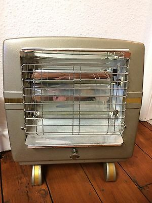 Mid Century 1950s Belling Electric Fire