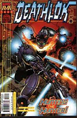 Deathlok (1999 series) #3 in Near Mint condition. FREE bag/board