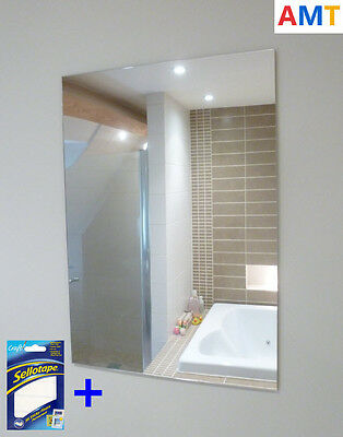 Brand New Acrylic Mirror Sheets Anti-Shatter Safety Mirror Plastic Perspex Tiles