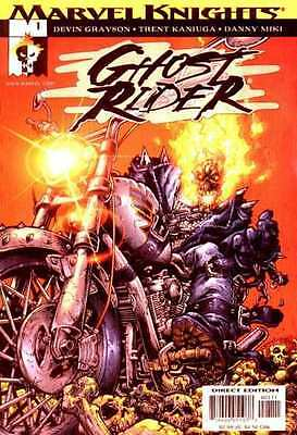 Ghost Rider (2001 series) #1 in Near Mint - condition. FREE bag/board