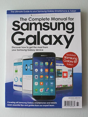 BDM's SAMSUNG GALAXY COMPLETA MANUAL VOL 19 - ESSENTIAL GUIDE TO ANDROID - NEW