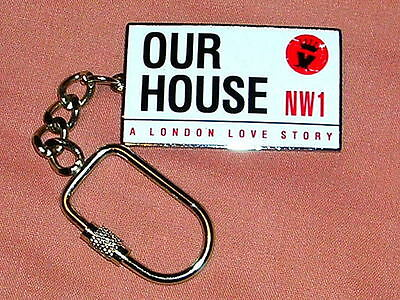 Our House Madness Musical - Very Rare Prototype Keyring - Suggs Ska Two 2 Tone
