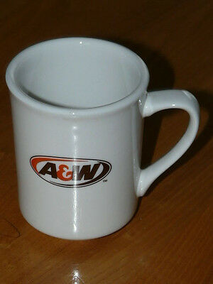Nice A&W A & W ROOT BEER Coffee Mug Cup Advertising Collectible