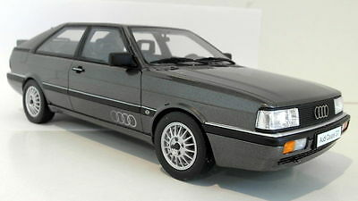 Otto 1/18 Scale OT111 Audi Coupe GT metallic grey Resin cast Model Car