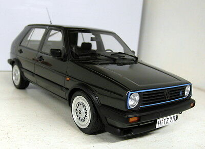 Otto 1/18 Scale OT124 VW Volkswagen Golf Mk2 Limited Resin cast Model Car