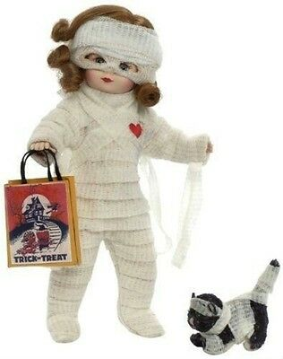 """Madame Alexander 8"""" HALLOWEEN Doll - ALL WRAPPED UP MUMMY"""