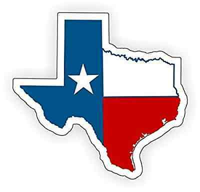 Texas Flag Hard Hat Sticker Decal Label Tool Lunch Box Stickers