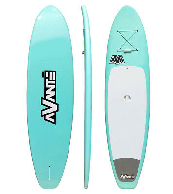 Sanctum,stand Up Paddle Board, Avante Poly Sup 10'6 Sea Green + Paddle + Fin & B