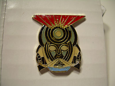 Journey Vintage Rock Pin from the 80's