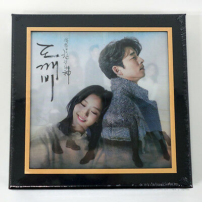 Goblin Dokebi Guardian: The Lonely and Great God OST Pack 1 (tvN Drama) + Poster