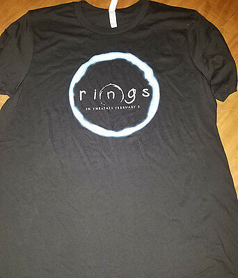 The Ring 2 Movie T Shirt Mens PROMO ONLY   HORROR