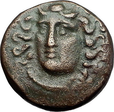 GOMPHI Gomphoi Thessaly 306BC Nymph Hera Zeus Original Ancient Greek Coin i58327